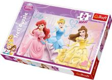 Disney Princesses 24 Piece Maxi Jigsaw Puzzle