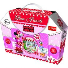 And daisy 50 piece glam jigsaw puzzle