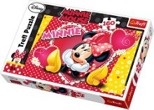 Thinking Minnie maxi Puzzle - 160 Pieces