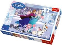 Ice skating jigsaw puzzle 160 pieces