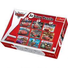 9 jigsaw puzzle sets - 30/40/60 pieces
