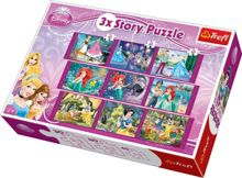 3x Story Puzzle