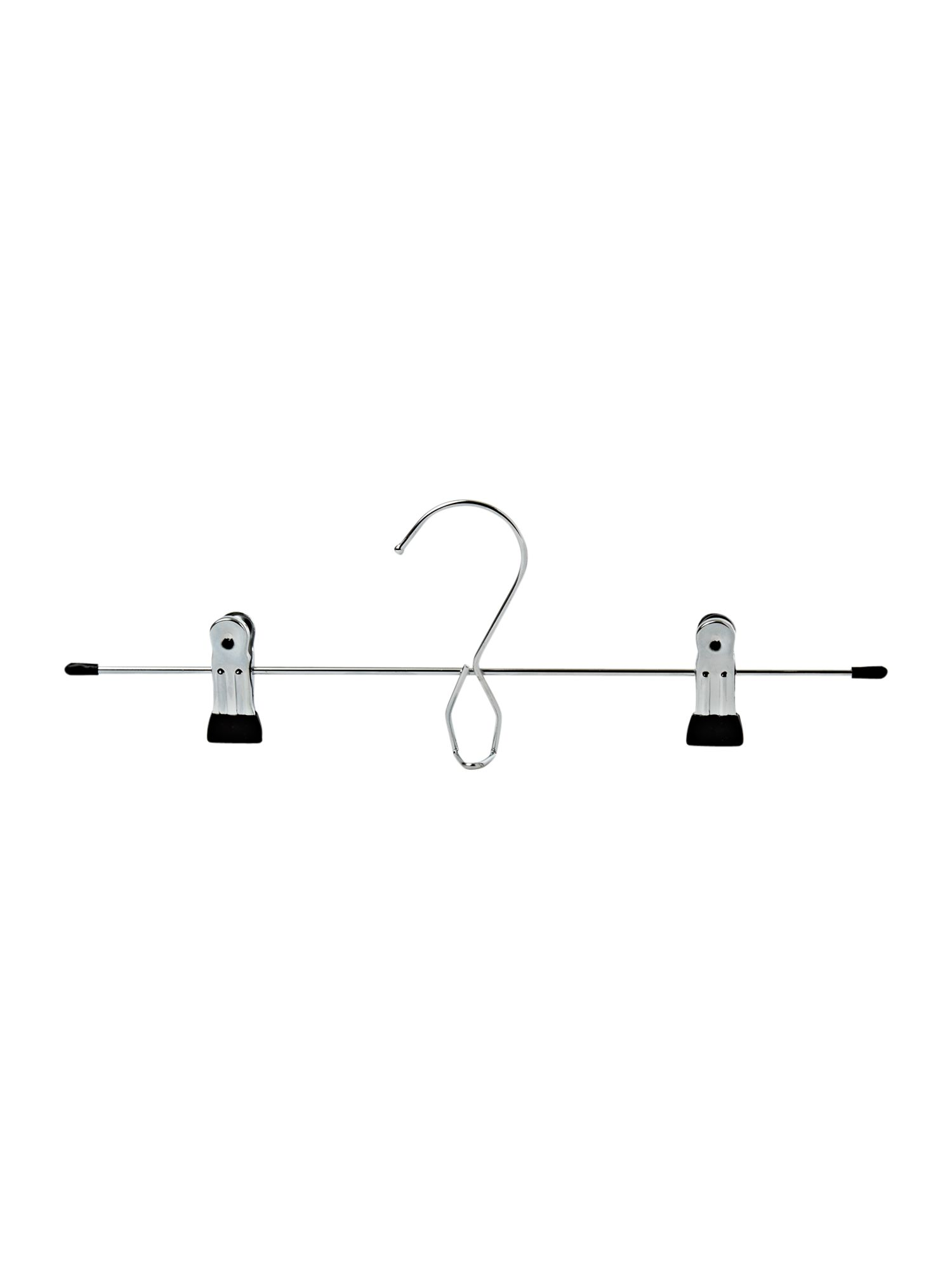 Trouser and skirt clip hangers