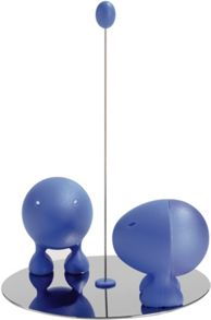 Lilliput Salt & Pepper, Blue