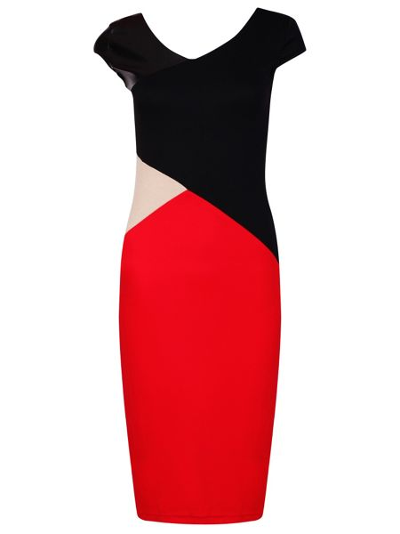 MAIOCCI Collection Geometric Dress