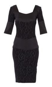 MAIOCCI Collection Evening Bodycon Dress