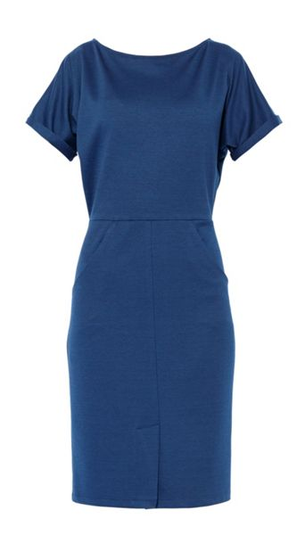 MAIOCCI Collection Fitted Day Dress