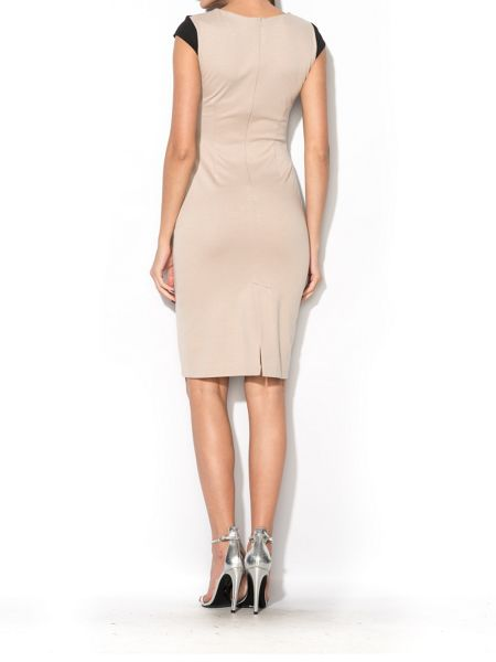 MAIOCCI Collection Block Dress