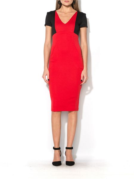 MAIOCCI Collection Fitted Dress