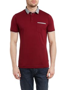 Remus Uomo Plain regular fit polo shirt
