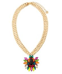 MAIOCCI Collection Mauka multicolour hand made necklace