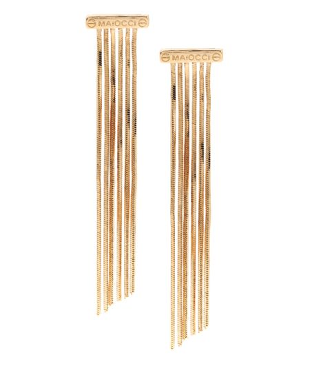 MAIOCCI Collection Long drop earring
