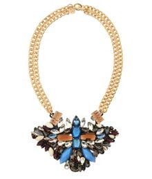 MAIOCCI Collection Maurra blue hand made necklace