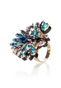 MAIOCCI Collection Marra indigo hand made ring