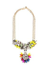MAIOCCI Collection Miamauka multicolour hand made necklace
