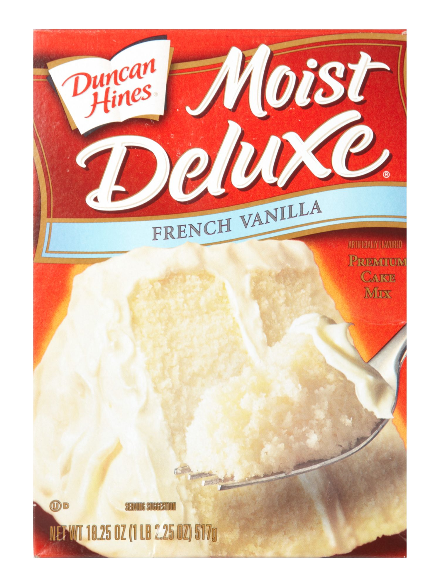 French Cake Mix