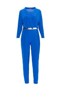 MAIOCCI Collection Draped Jumpsuit