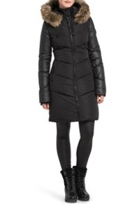 Rud by Rudsak Ashley elegant long down coat