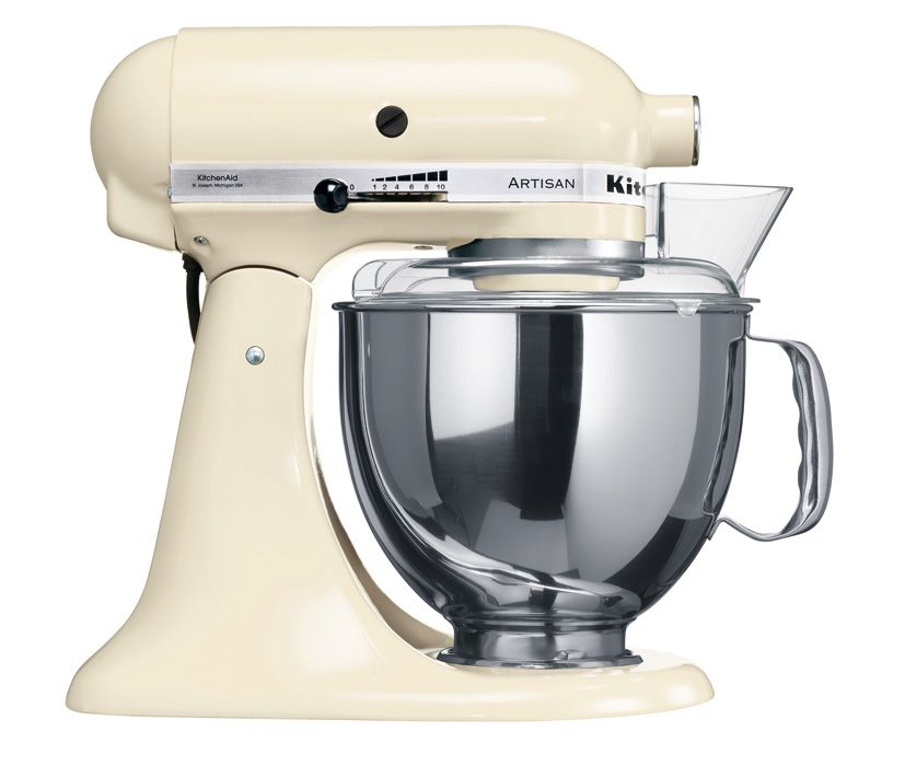 Artisan cream stand mixer