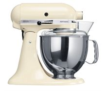 KitchenAid Artisan 4.8L Stand Mixer, Almond Cream