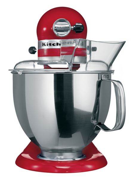 KitchenAid Artisan 4.8L Stand Mixer, Empire Red
