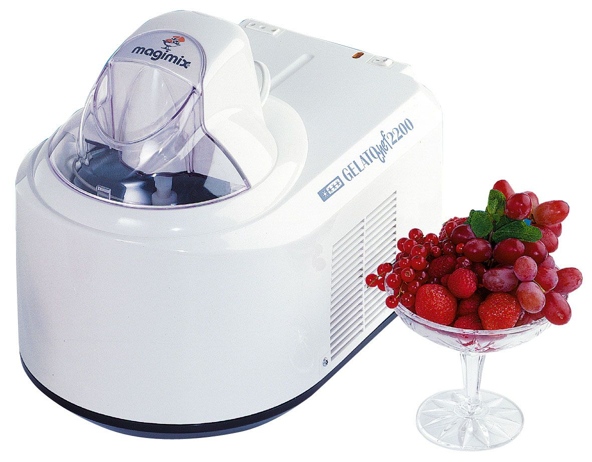 2200 Gelato chef ice cream maker