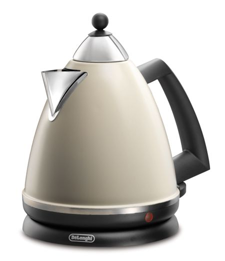 Delonghi Delonghi Argento Kettle Matt Cream