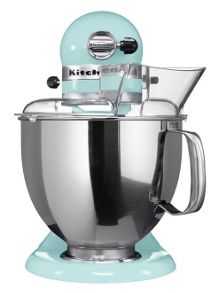 KitchenAid Artisan 4.8L Stand Mixer Ice Blue