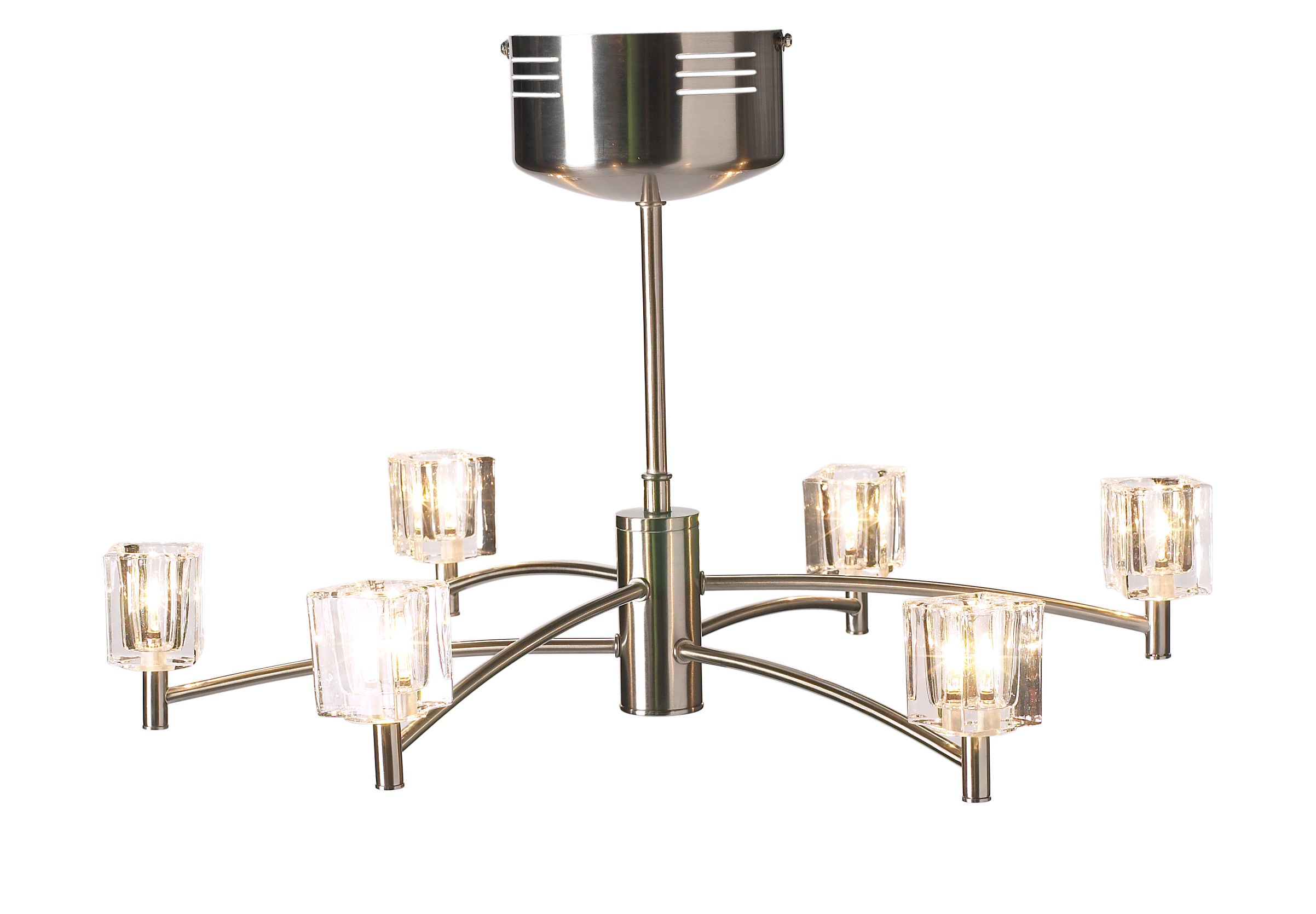 Ceiling Lights House Of Fraser : House of fraser ice cube arm ceiling pendant review