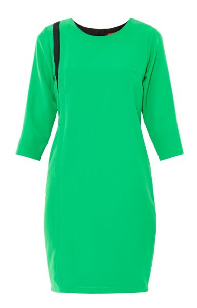 MAIOCCI Collection Shift Dress