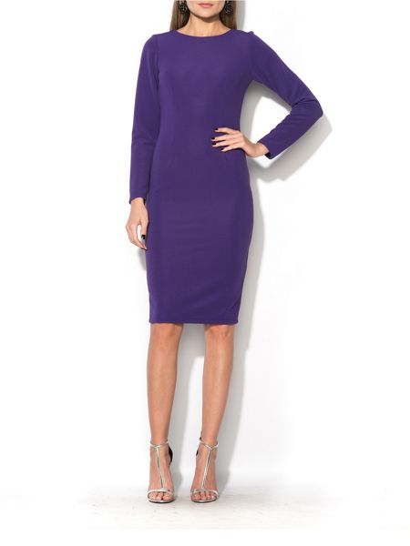 MAIOCCI Collection Bodycon Dress with Zip detail