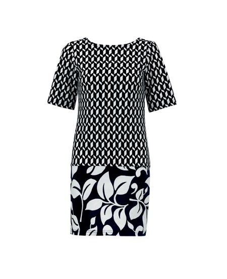 MAIOCCI Collection Pattered Dress