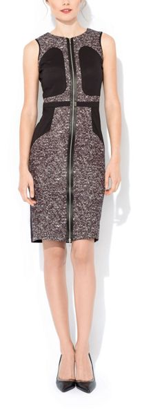 MAIOCCI Collection Sleeveless Printed Dress