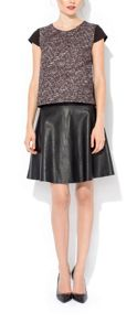 MAIOCCI Collection Contrast Blouse