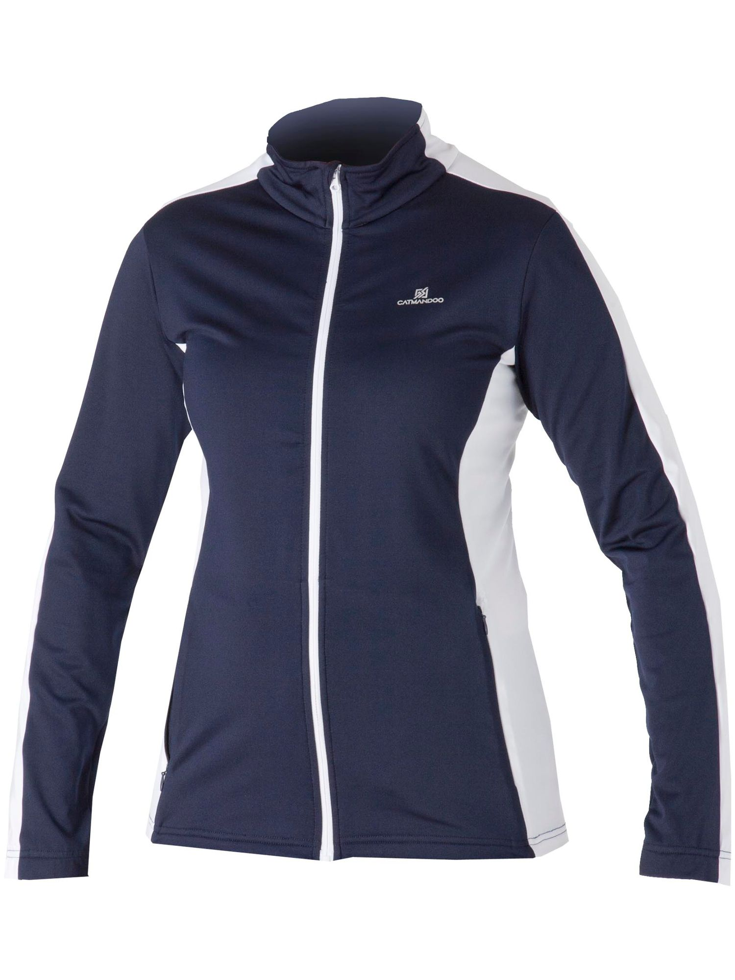Catmandoo Sherri Midlayer Jacket, Dark Blue