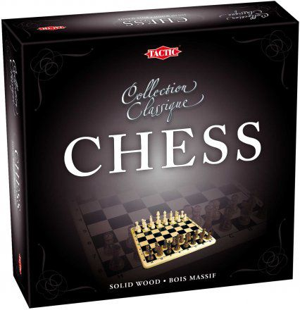 Chess Wooden Game