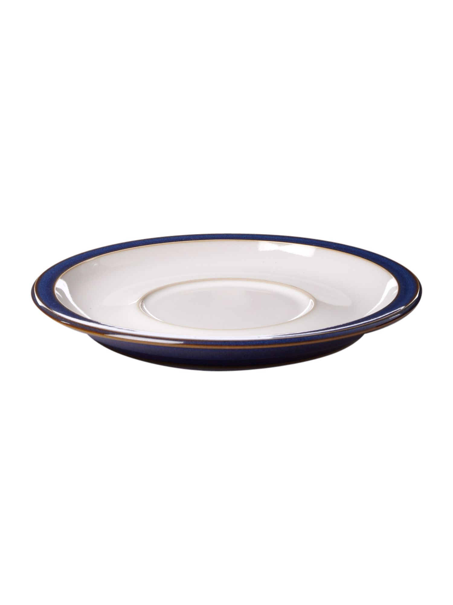 Imperial Blue Large Saucer