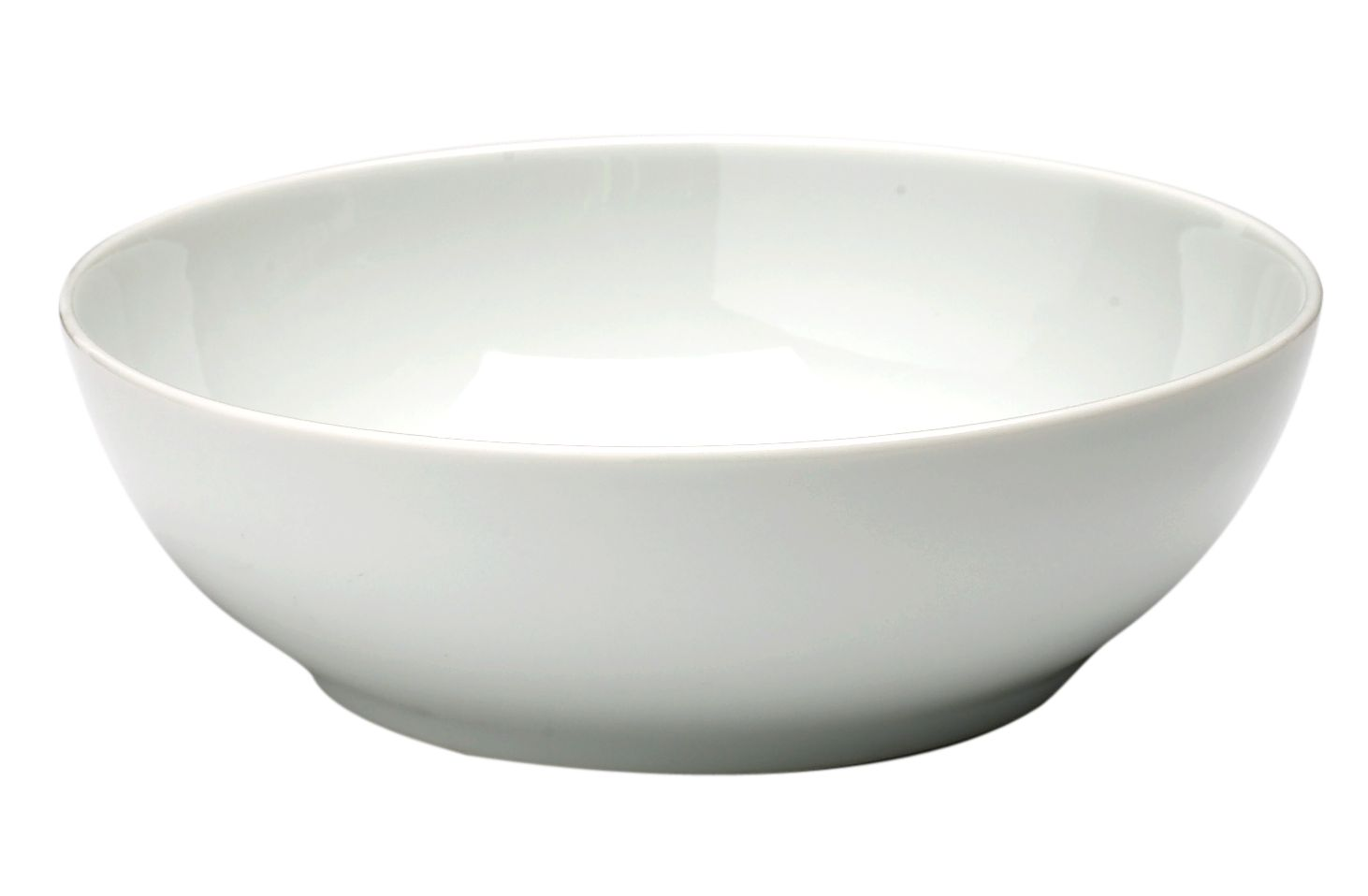 White Soup/Cereal Bowl