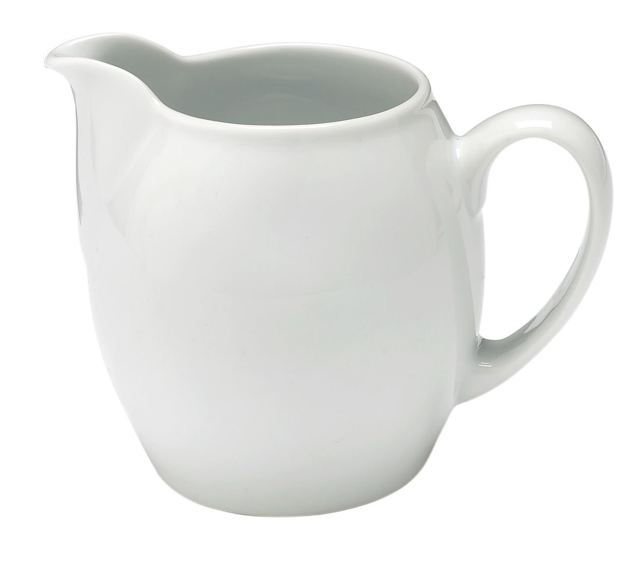 White Small Jug