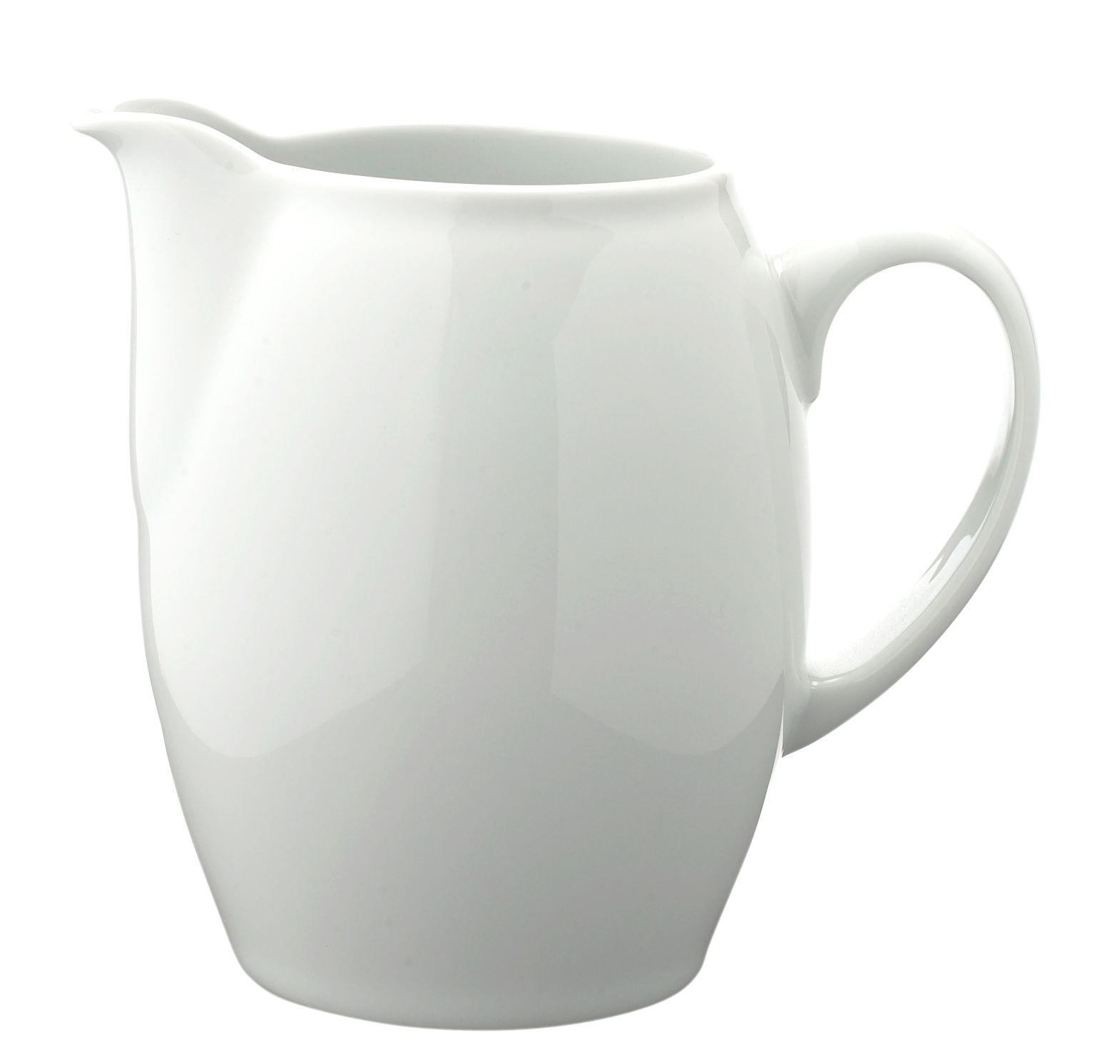 White Large Jug