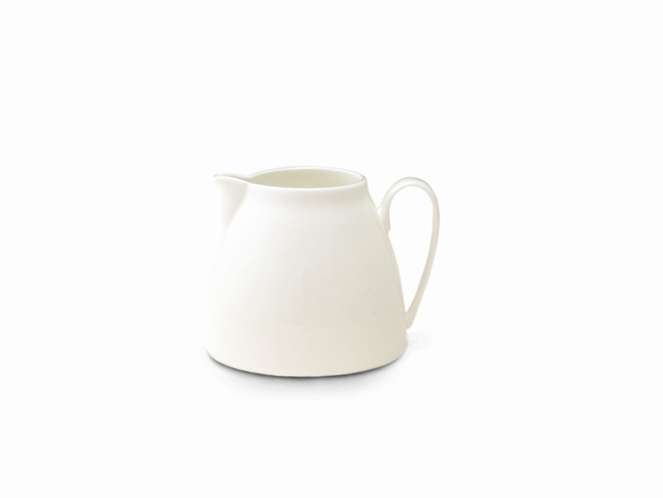 White Bone China Small Jug
