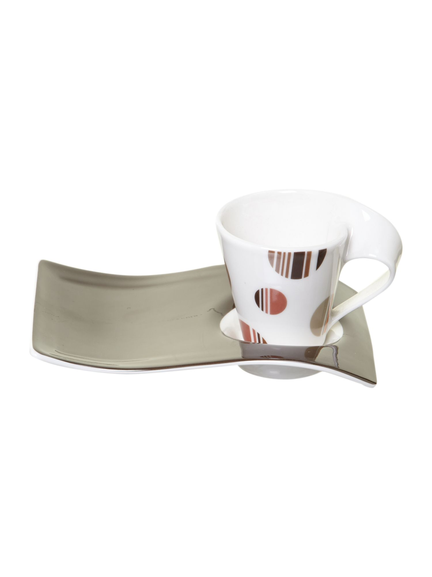Chocolate Drops Espresso Cup