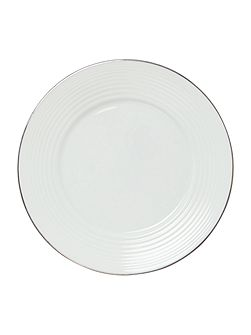 Gordon Ramsay platinum tea plate