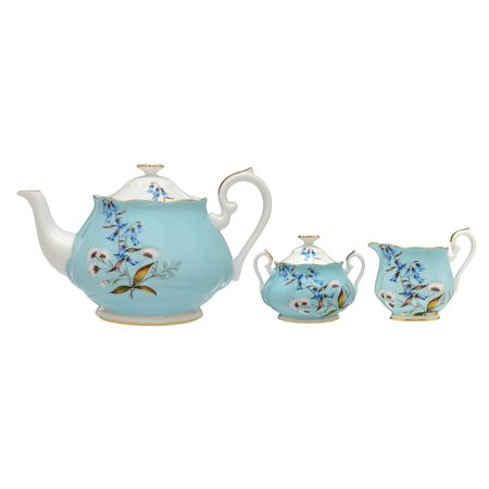 Royal Albert 100 years 1950s 3 piece tea set