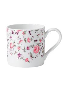 Royal Albert Rose confetti modern ceramicmug