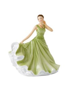 Royal Doulton Birthstone petites august - peridot