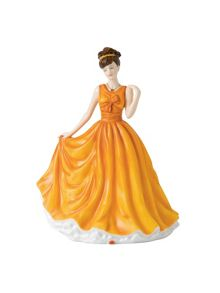 Royal Doulton Birthstone petites november - topaz