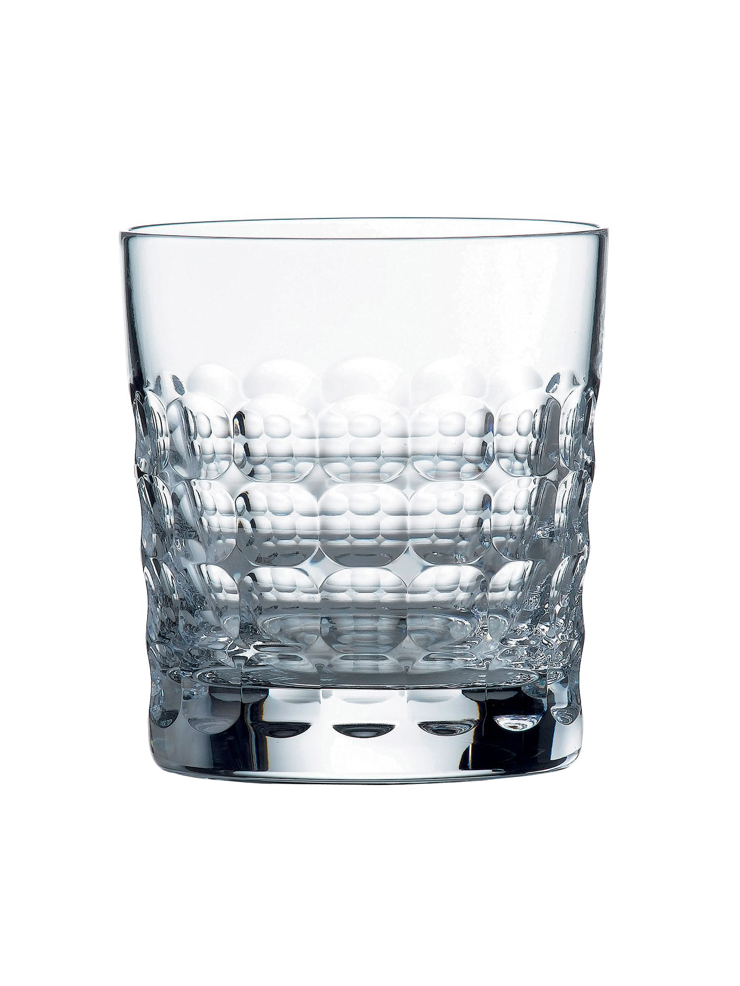 Richmond crystal box of 4 tumbler