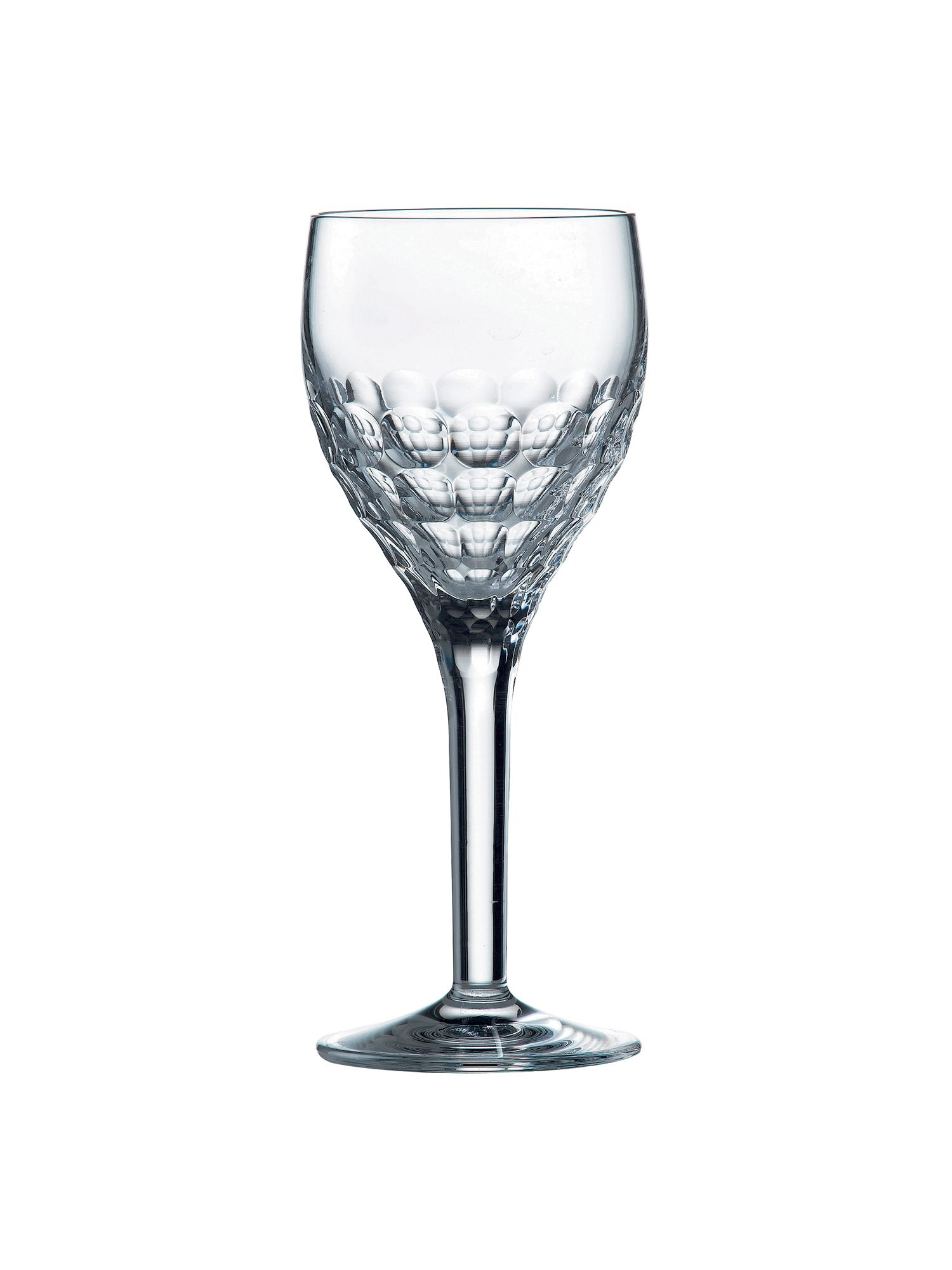 Richmond crystal box of 4 wine glass