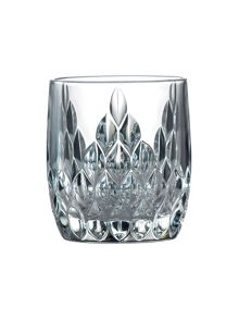 Retro crystal tumblers - box of 6